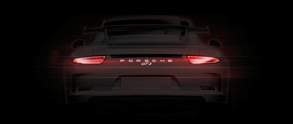 Porsche - Motion Graphics